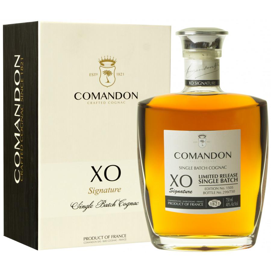 Comandon XO Signature Cognac 01