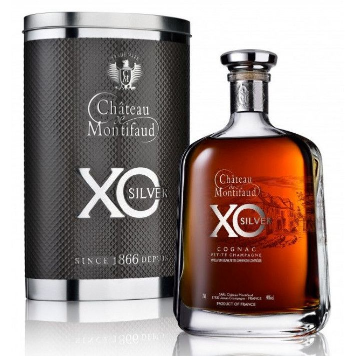 Chateau de Montifaud XO Silver Cognac 01