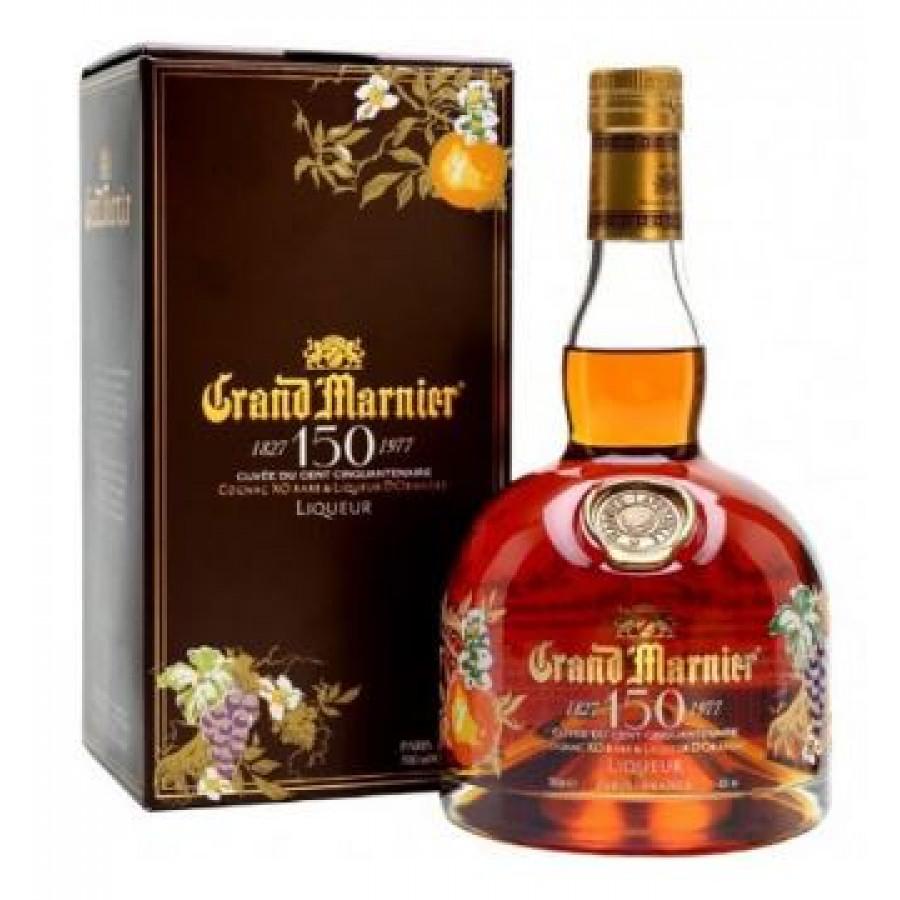 Grand Marnier Cuvée 150th Anniversary Liqueur 01