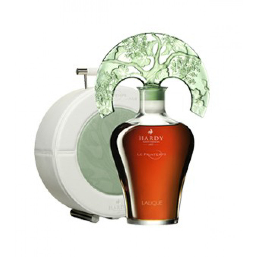 Hardy Four Seasons Spring Lalique Cognac 01