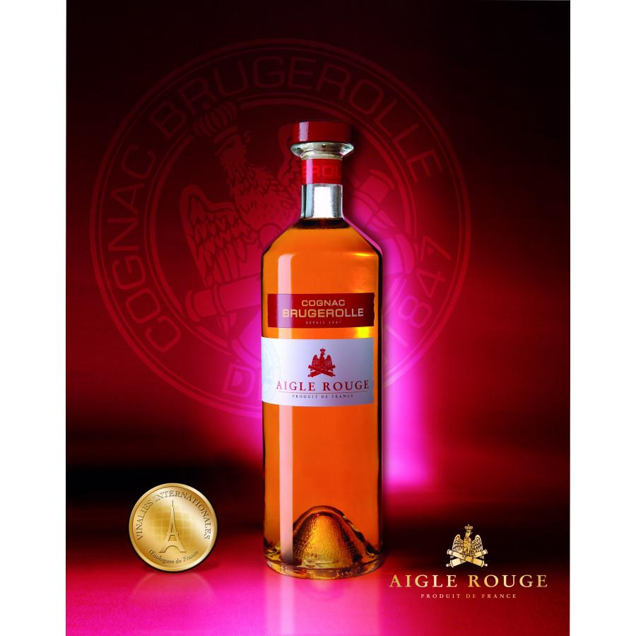 Brugerolle Aigle Rouge Napoleon Cognac 01