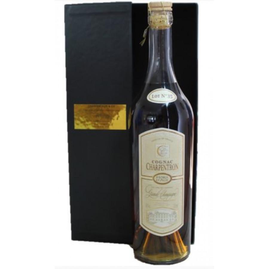 Charpentron Hors d'Age N°35 Cognac 01