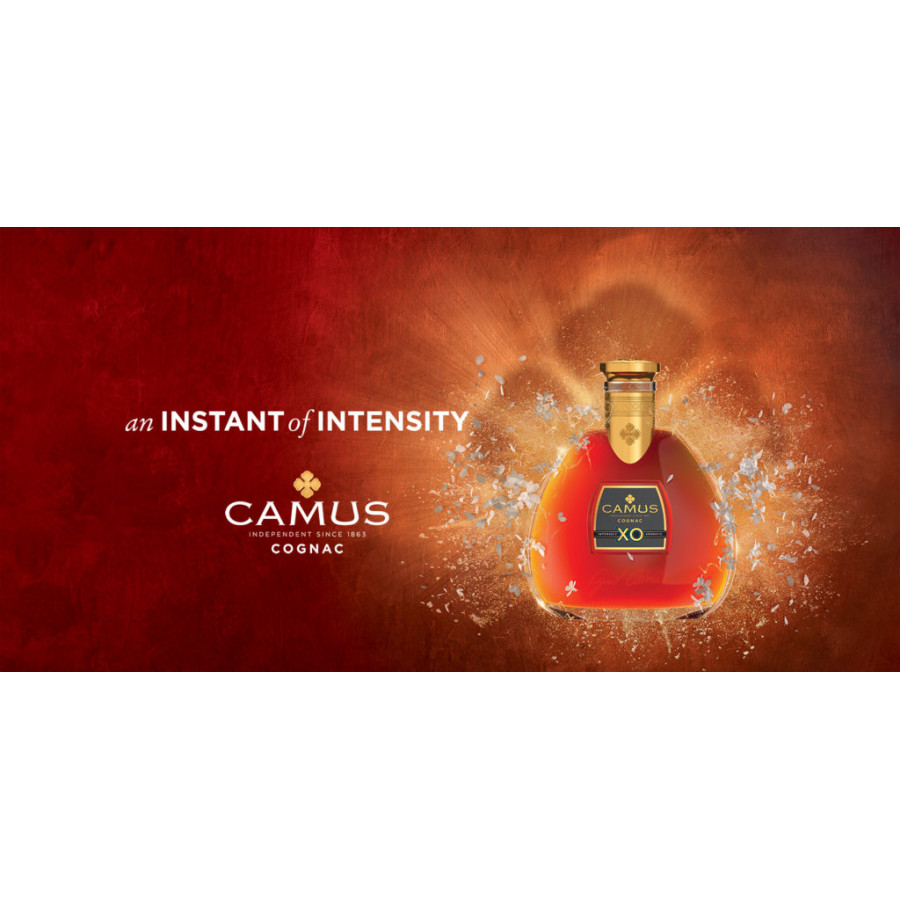 Camus Instant of Intensity XO Cognac 01