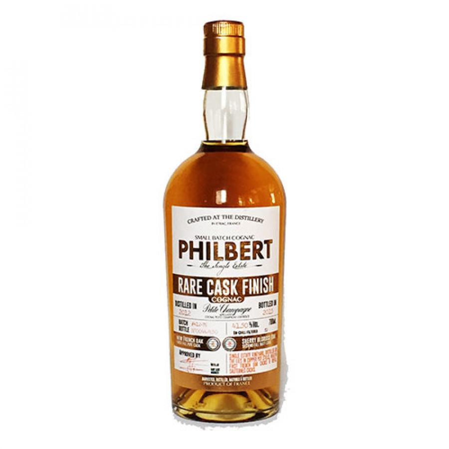 Philbert Rare Cask Finish Sherry Oloroso 2014 Cognac 01
