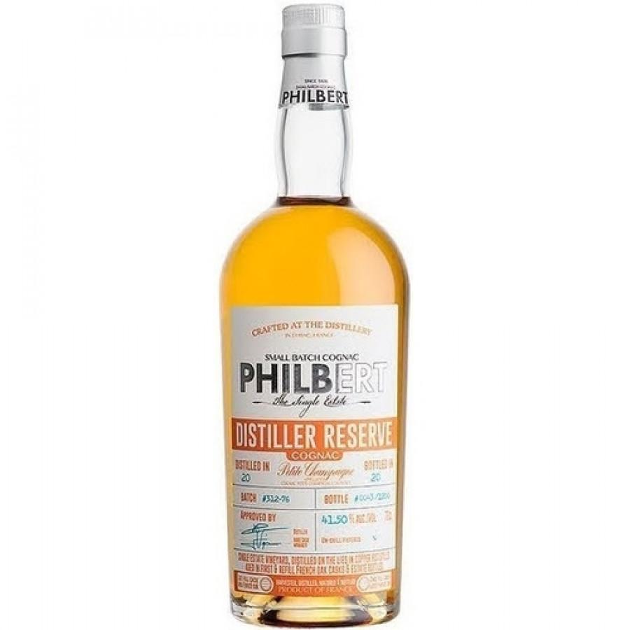Philbert Distiller Reserve Petite Champagne Cognac 01