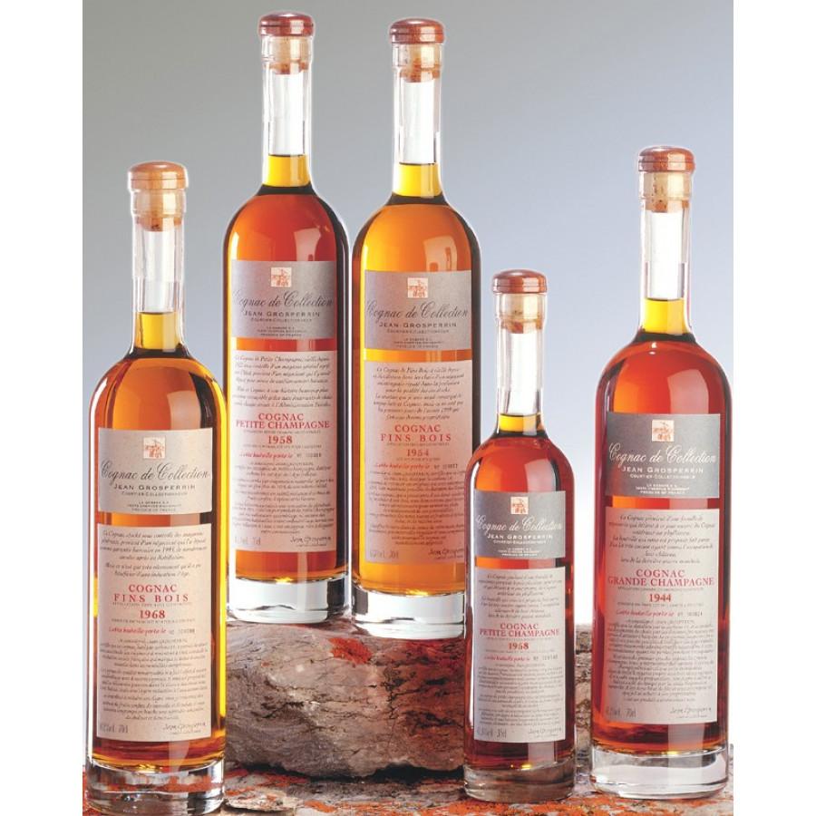 Grosperrin N°71 Petite Champagne Cognac 01