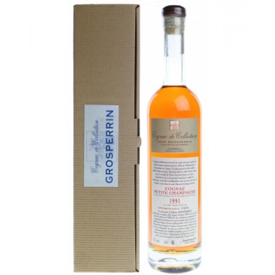 Grosperrin N°91 Petite Champagne Cognac 01