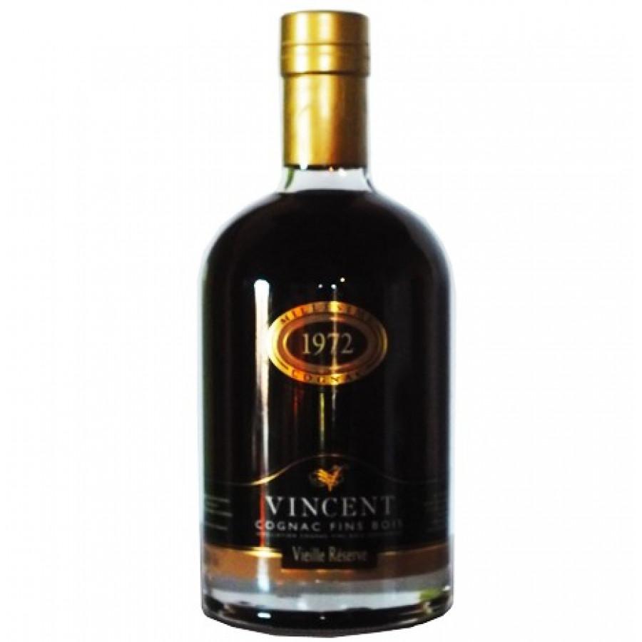 Vincent Vieille Reserve 1972 Cognac 01