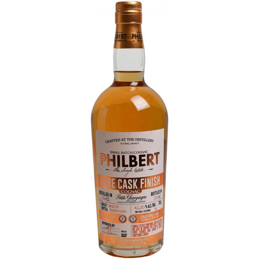 Philbert Rare Cask Finish Sauternes 2014 Cognac 01