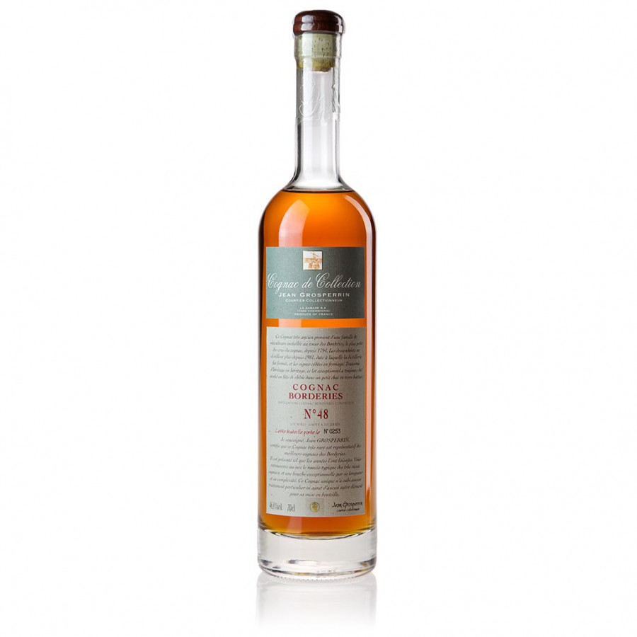 Grosperrin N°48 Borderies Cognac 01