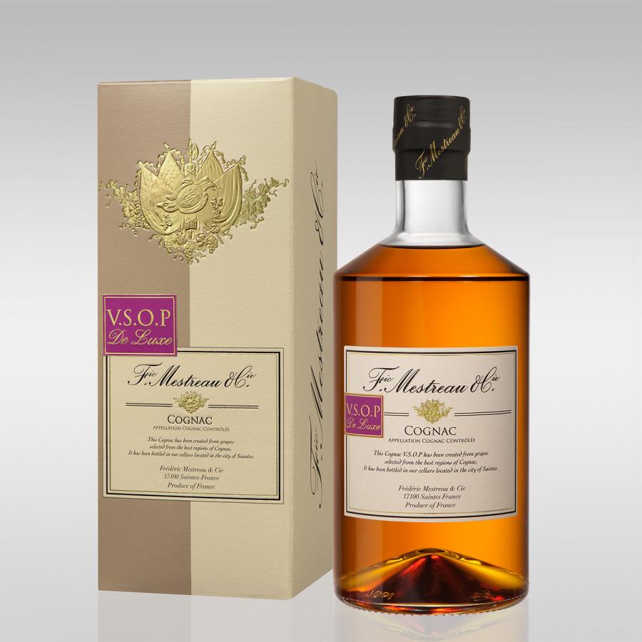 Frédéric Mestreau VSOP De Luxe Cognac 01