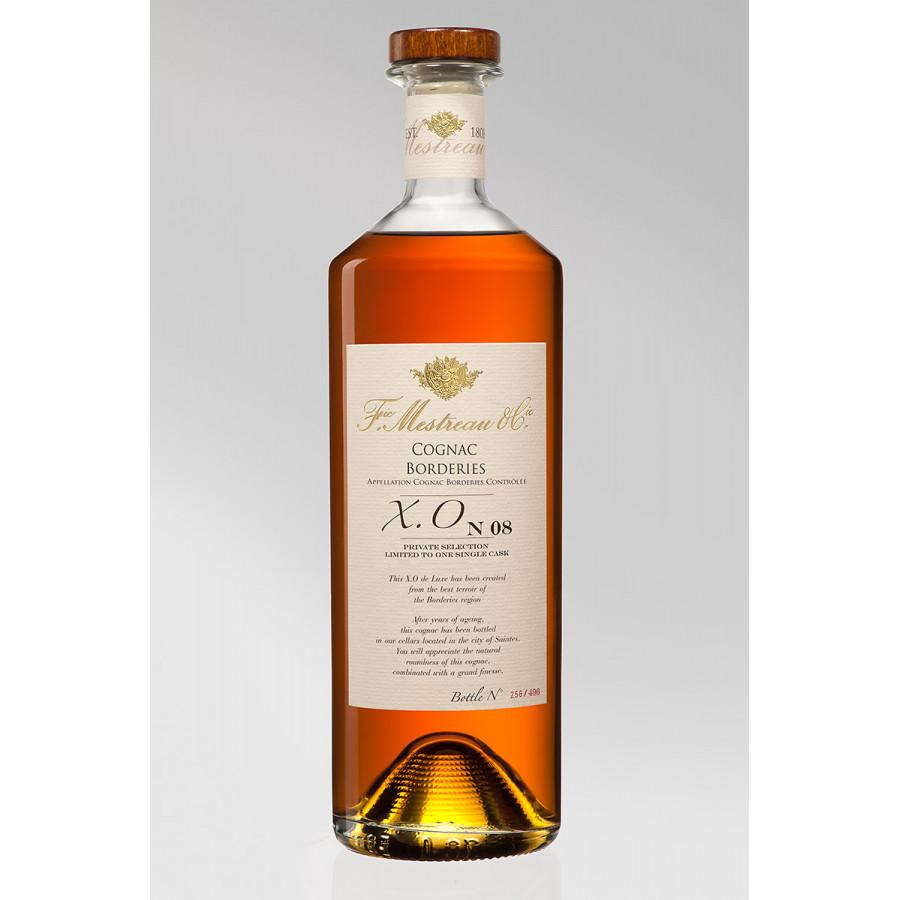 Frédéric Mestreau XO N°08 Borderies Cognac 01
