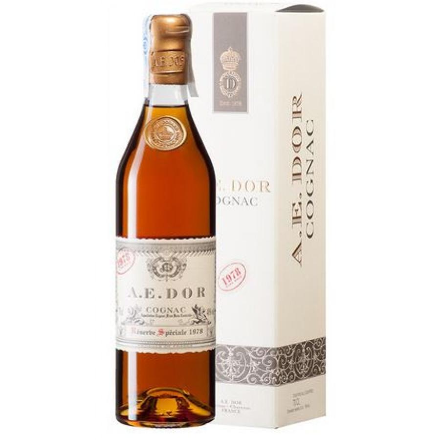AE Dor 1978 Vintage Fins Bois Cognac 01