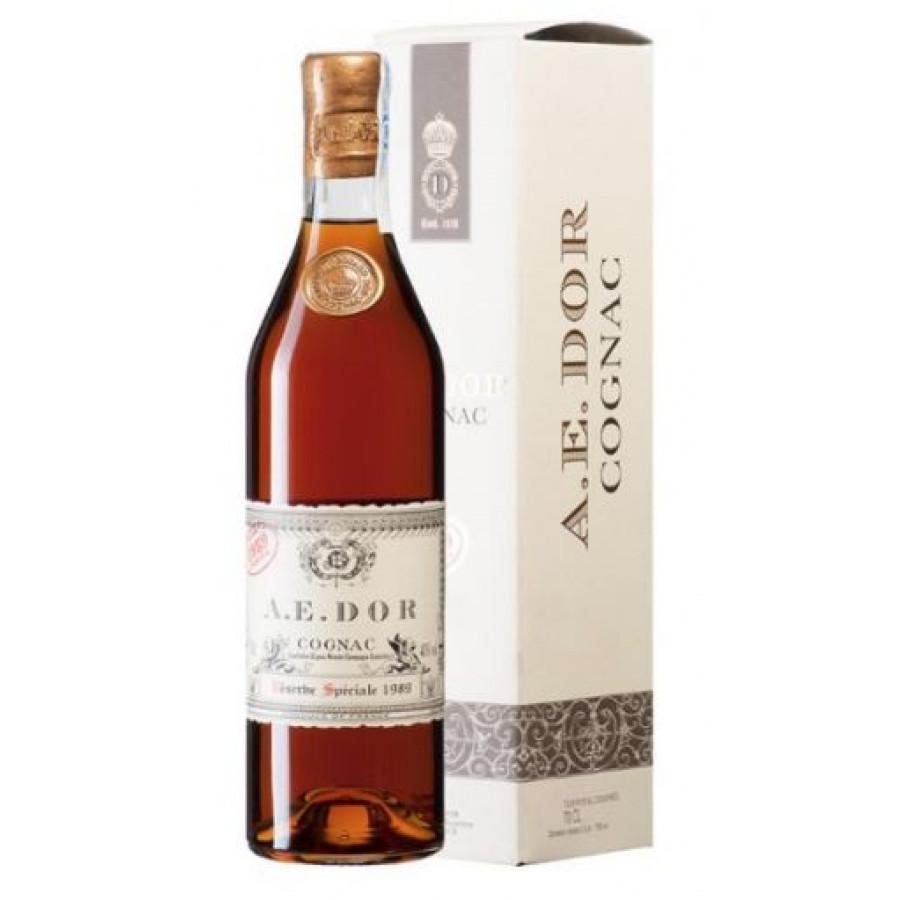 A.E. Dor 1989 Vintage Grande Champagne Cognac 01