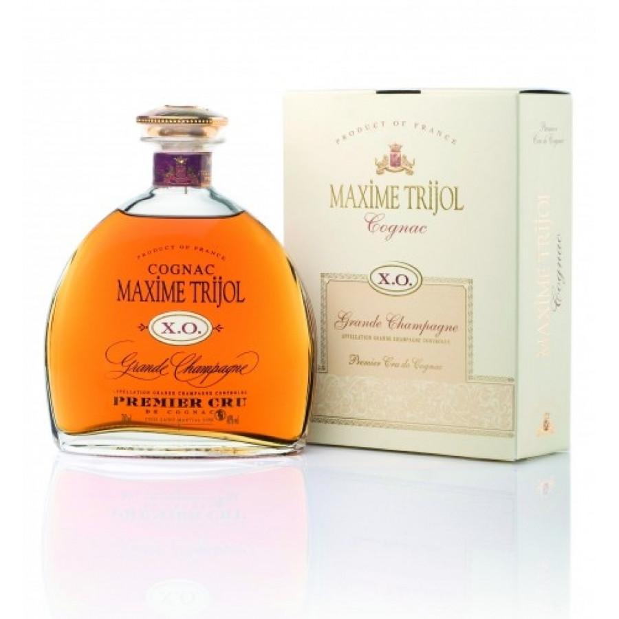 Maxime Trijol XO Grande Champagne Cognac 01