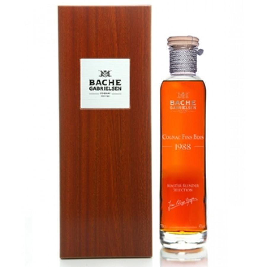 Bache Gabrielsen Vintage 1988 Fins Bois Cognac 01