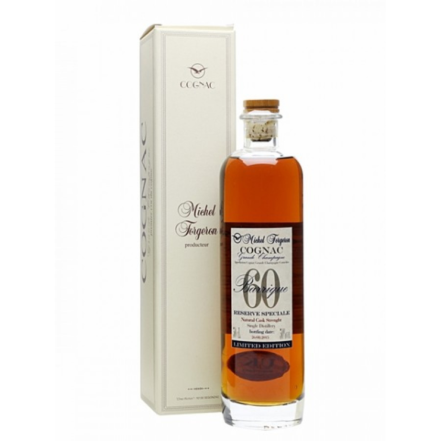 Michel Forgeron Barrique 1960 Cognac 01