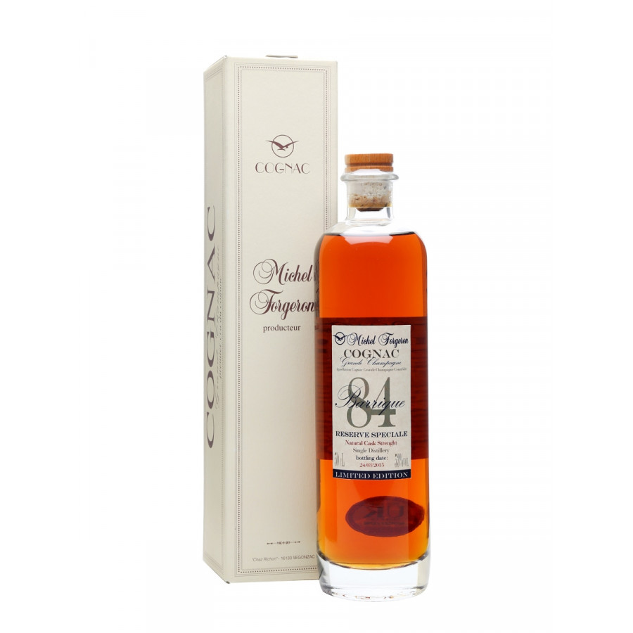 Michel Forgeron Barrique 1984 Cognac 01