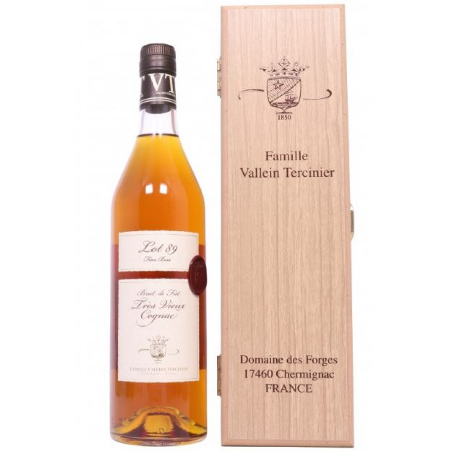 Vallein Tercinier Lot 89 Fins Bois Cognac 01