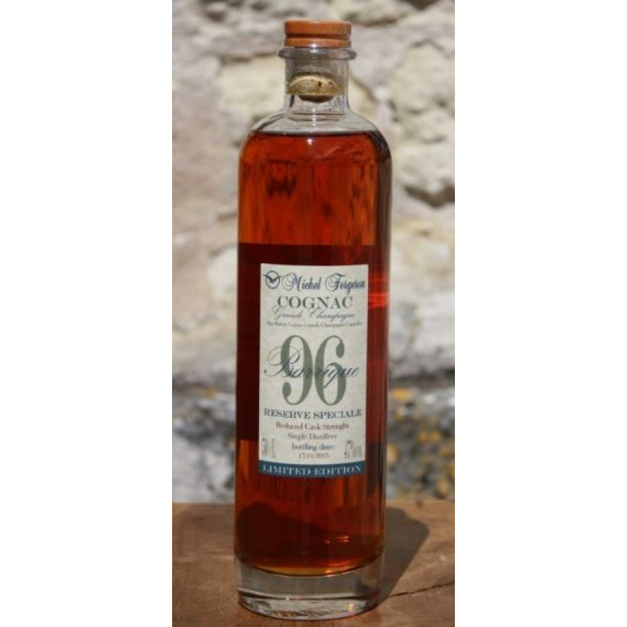 Michel Forgeron Barrique 96 Cognac 01