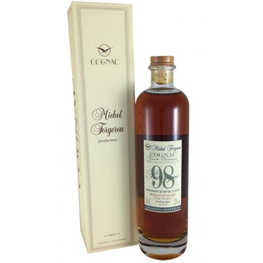 Michel Forgeron Barrique 98 Cognac 01
