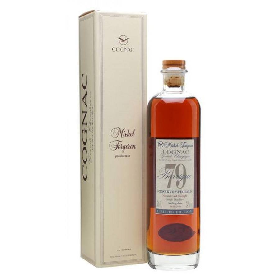 Michel Forgeron Barrique 79 Cognac 01