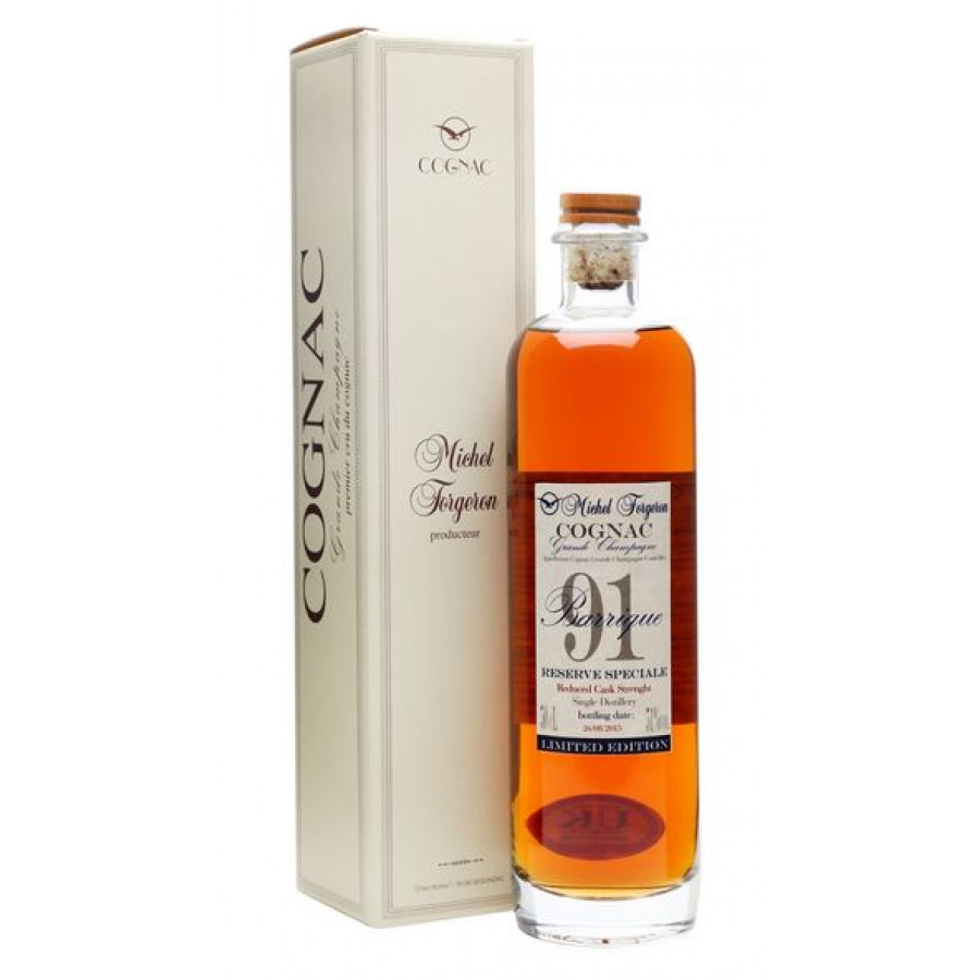 Michel Forgeron Barrique 91 Cognac 01