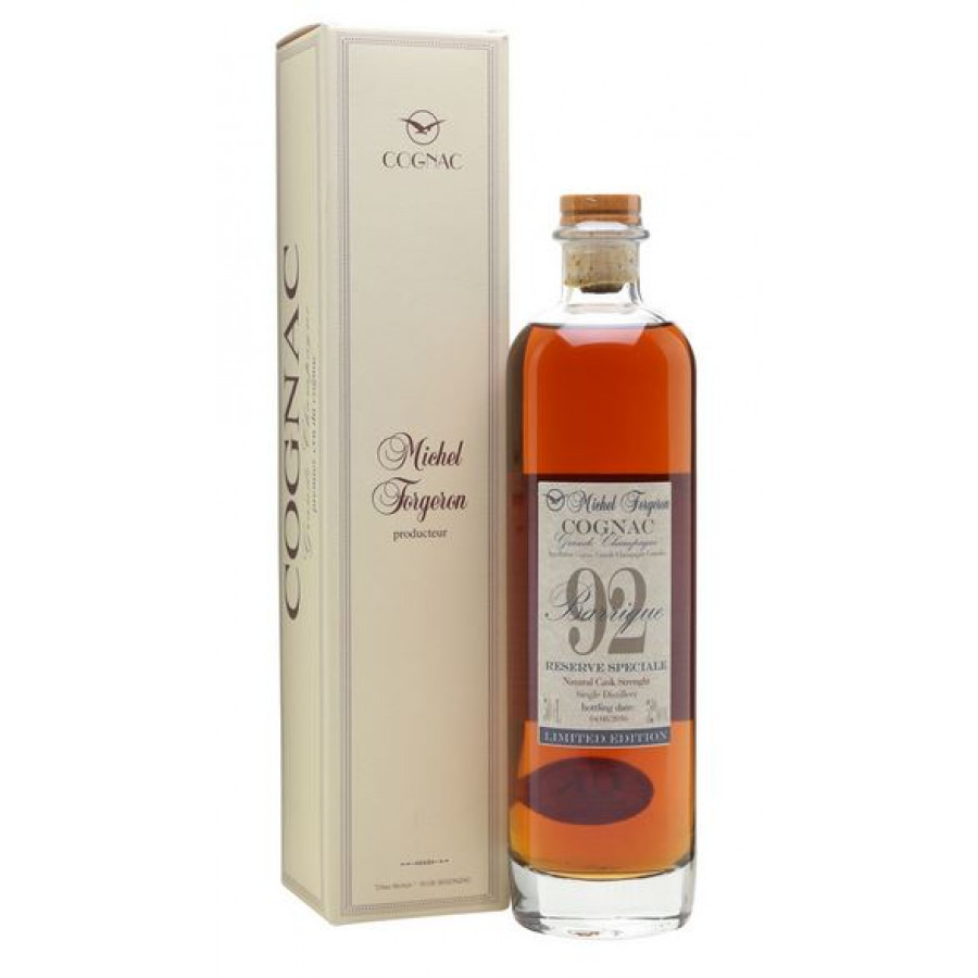 Michel Forgeron Barrique 92 Cognac 01