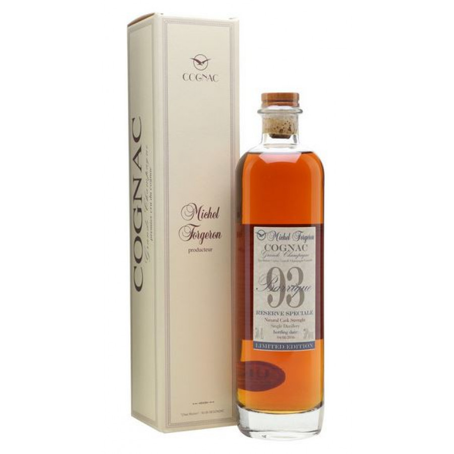 Michel Forgeron Barrique 93 Cognac 01