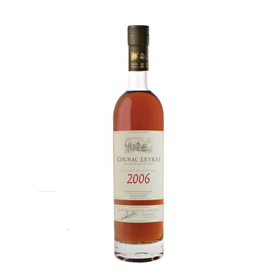 Leyrat Vintage 2006 Fins Bois Cognac 01