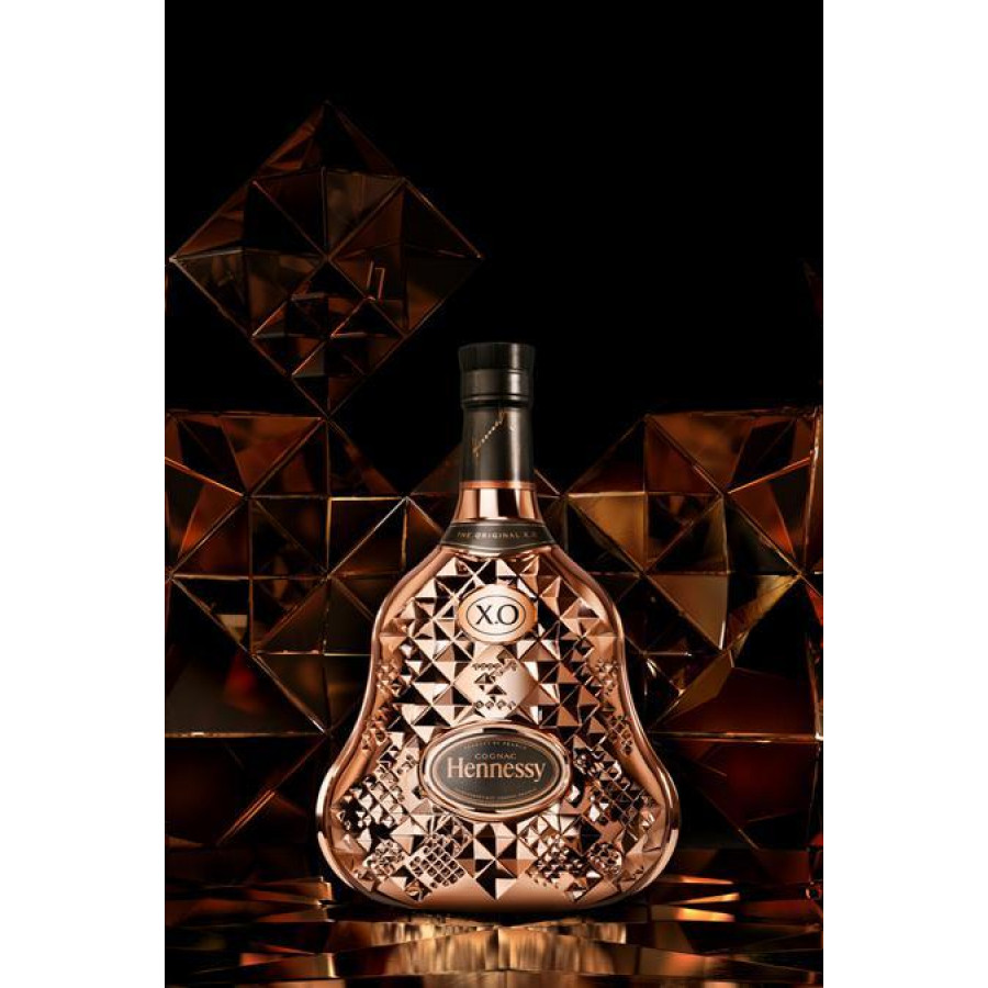Hennessy XO Exclusive Collection 7 (VII) 2014 Tom Dixon Cognac 01