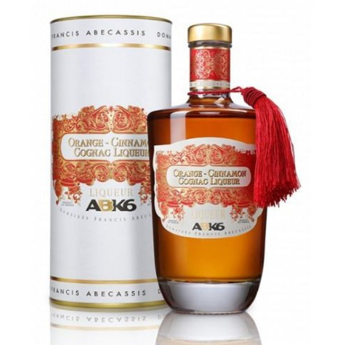 ABK6 Orange & Cinnamon Liqueur Cognac 01