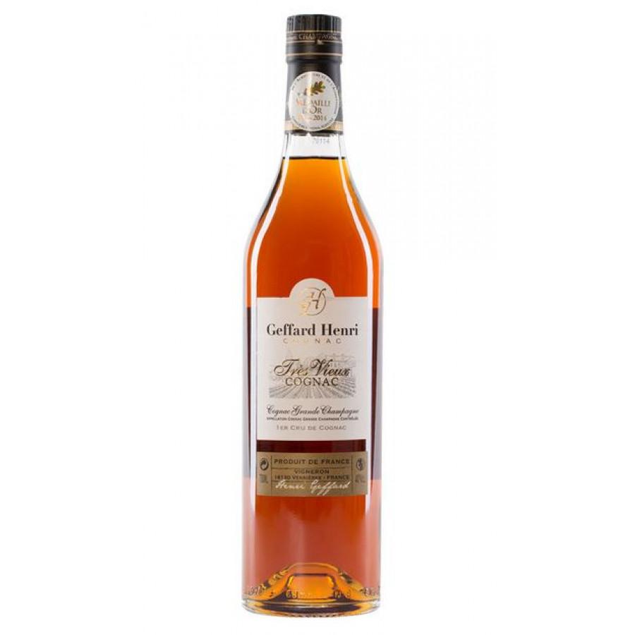 Geffard Henri Très Vieux Cognac 01