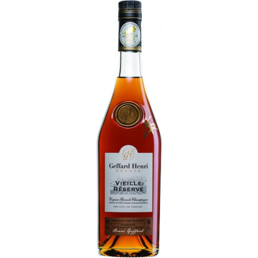 Geffard Henri Vieille Réserve Cognac 01