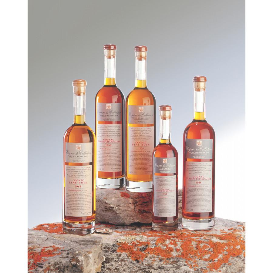 Grosperrin Tresor N°39 Grande Champagne Cognac 01