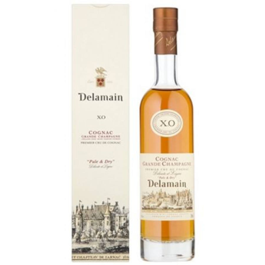 Delamain XO Pale & Dry 20 cl Cognac 01