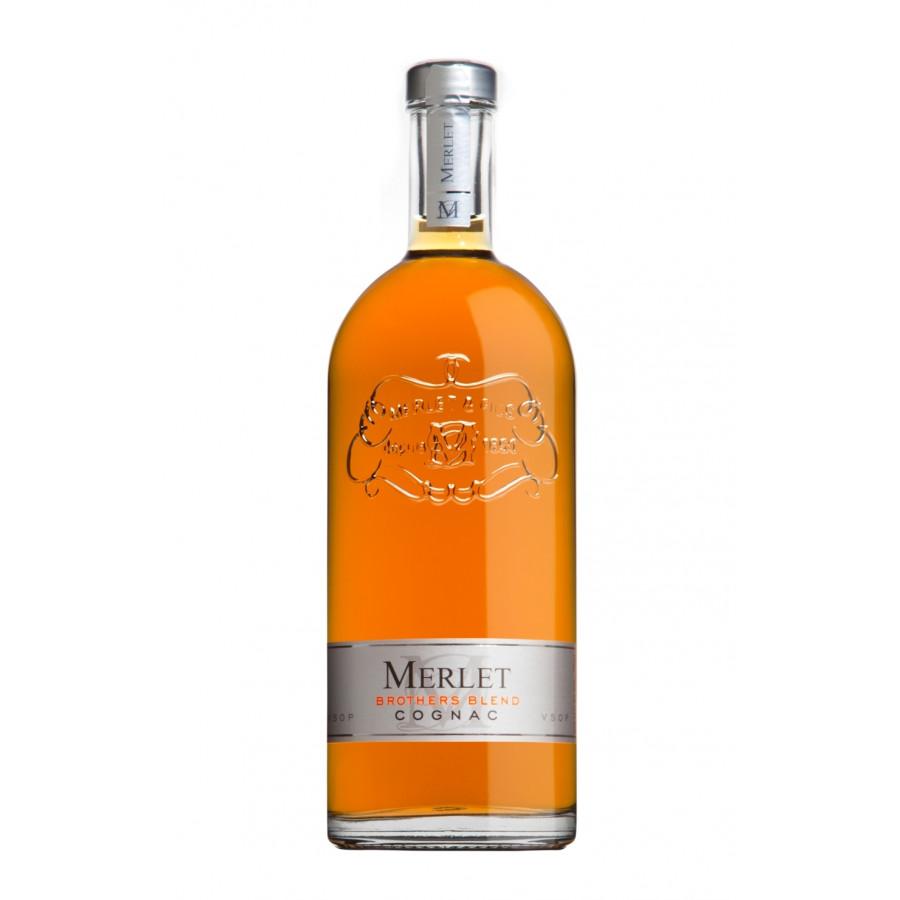 Merlet VSOP Brothers Blend Cognac 01