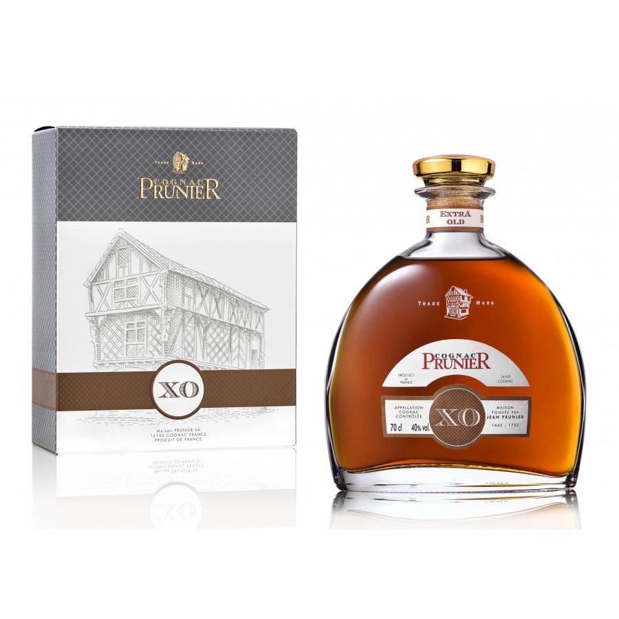 Prunier XO Carafe Cognac 01