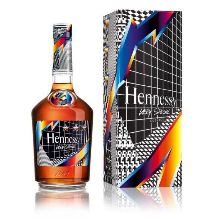 Hennessy VS Limited Edition by Felipe Pantone Cognac 01