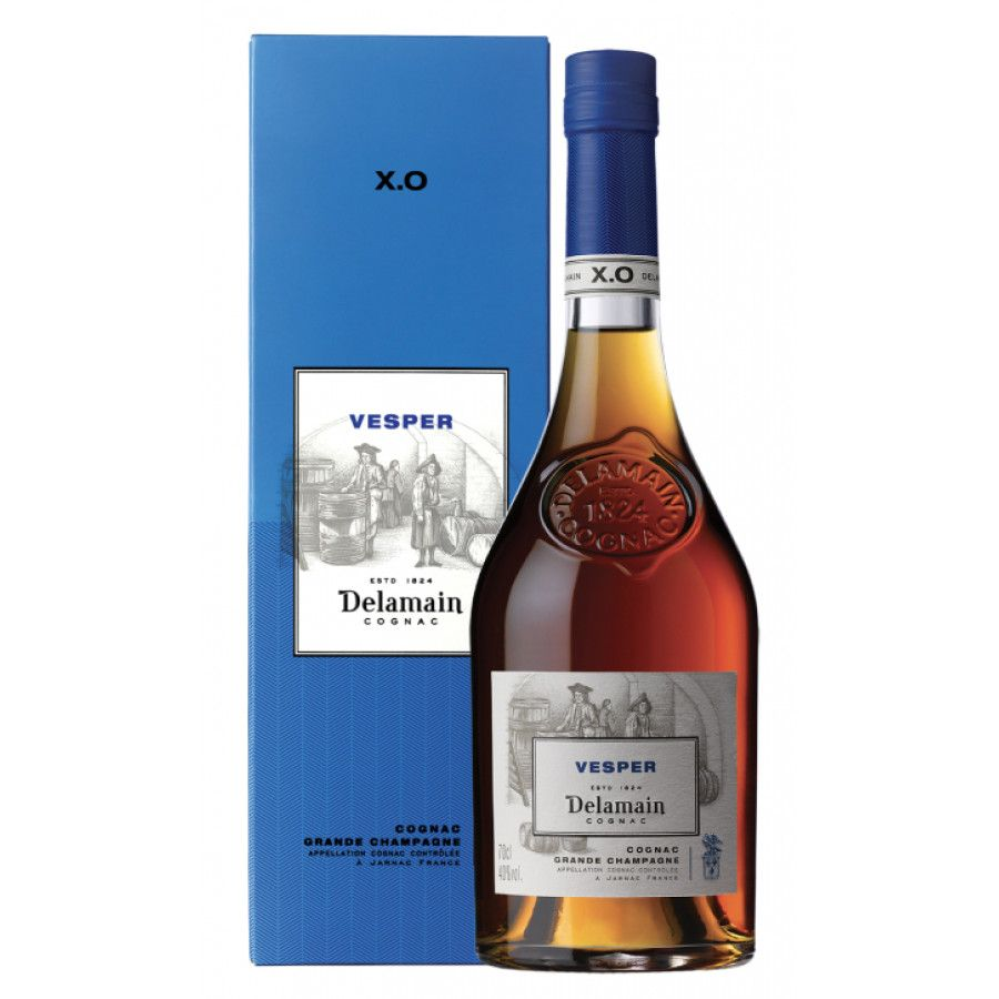 Delamain Vesper Grande Champagne Cognac 01
