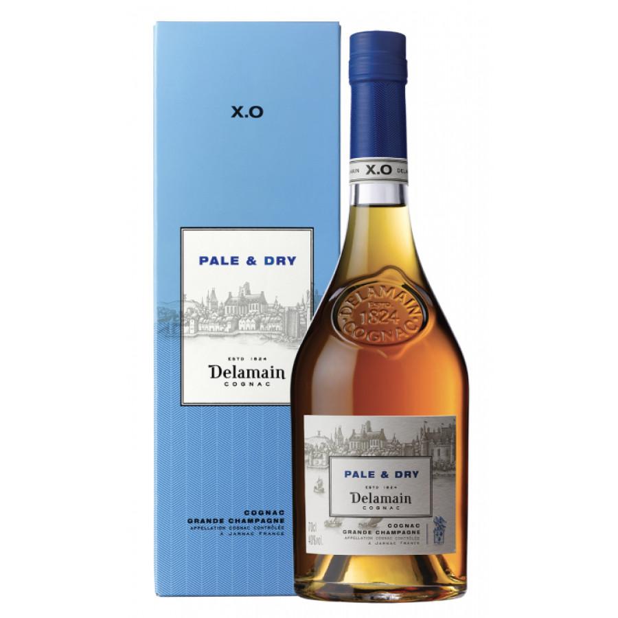 Delamain XO Pale and Dry Cognac 01