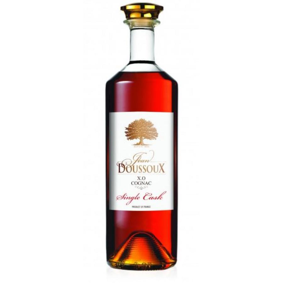 Domaine du Chêne Jean Doussoux XO Single Cask Decanter Cognac 01