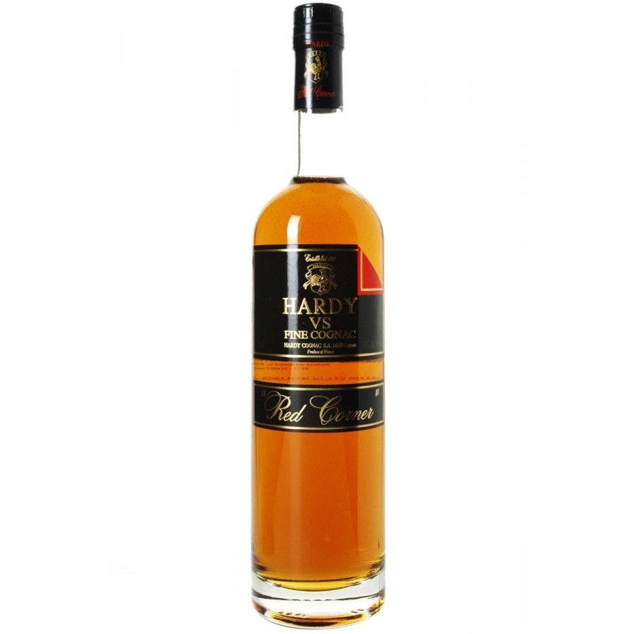 Hardy VS Red Corner Fine Cognac 01