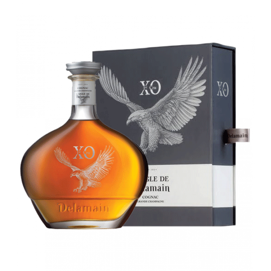Delamain L'Aigle XO Cognac 01