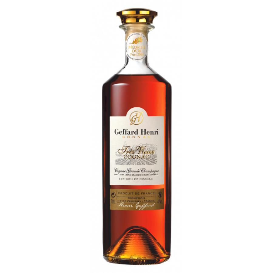 Geffard Henri Très Vieux Decanter Millennium Cognac 01