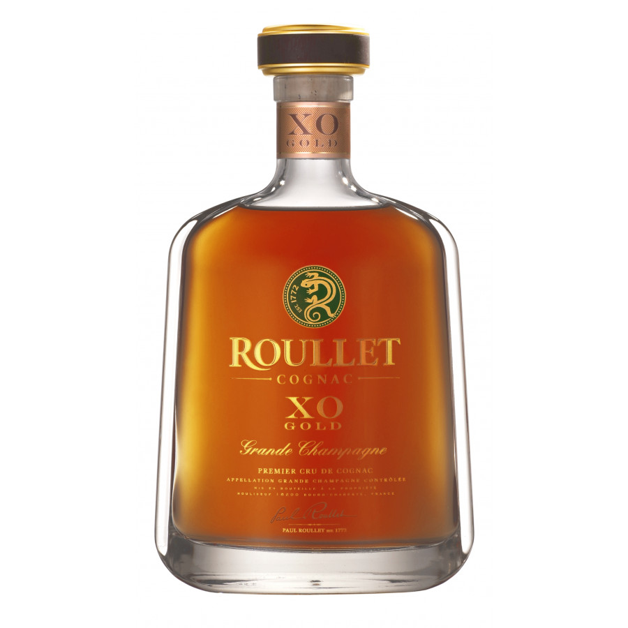 Roullet XO Gold Grande Champagne Cognac 01