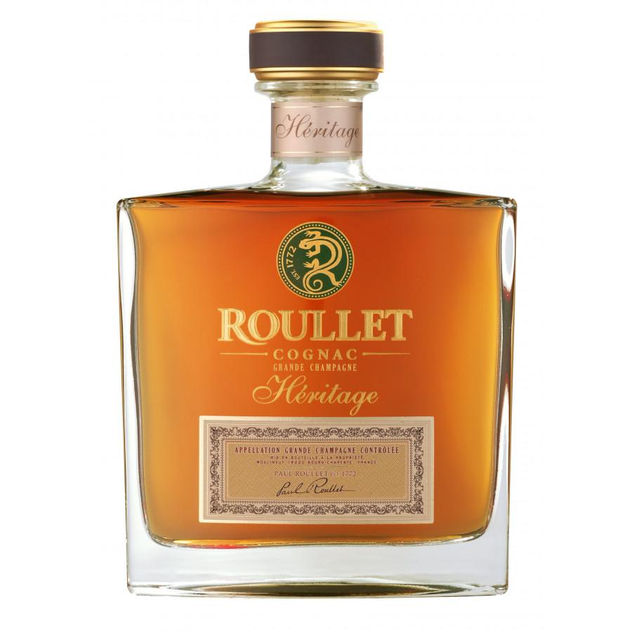 Roullet Heritage Grande Champagne Cognac 01