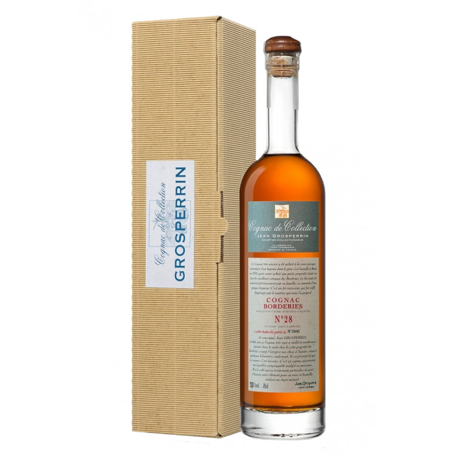Grosperrin N°28 Borderies Cognac 01