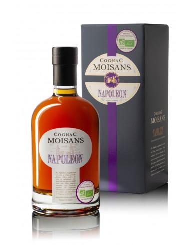 Moisans Napoleon Biologique Cognac 01