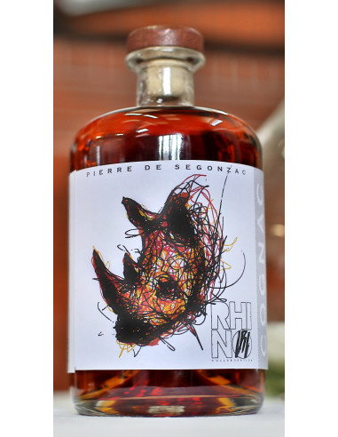 Pierre de Segonzac Rhino VSOP Cognac 01